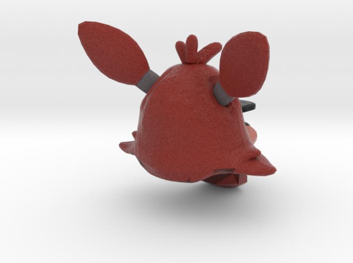 Custom Wolf 3d printed