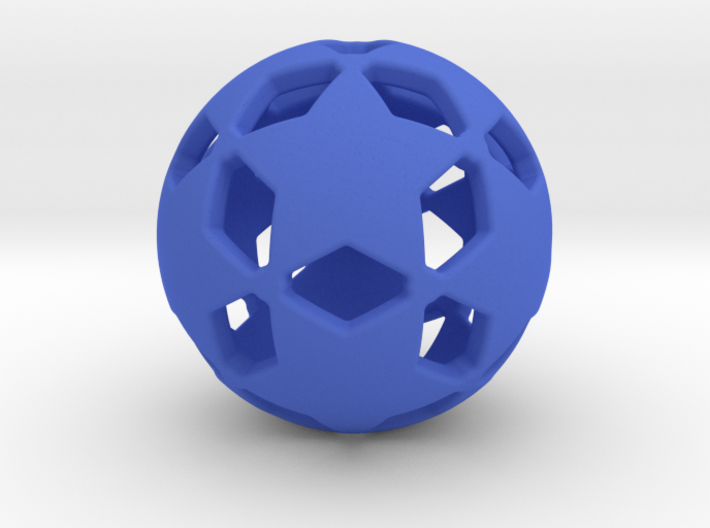 Soccer Ball 1610302106 3d printed