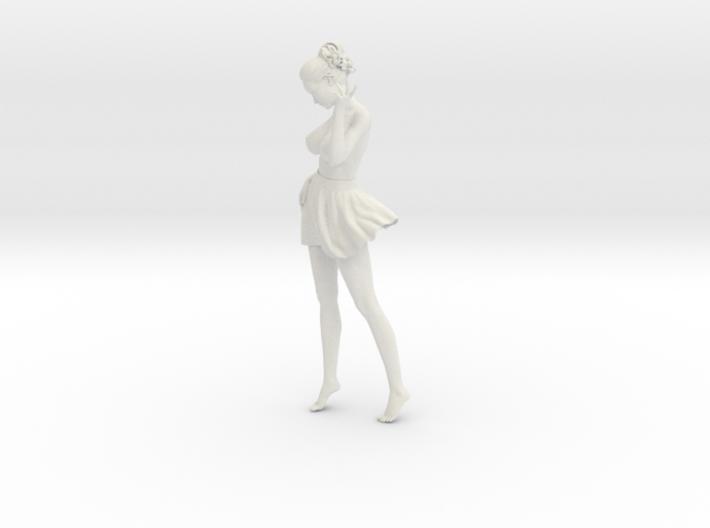 Miniskirt Girl 015-1/10 3d printed