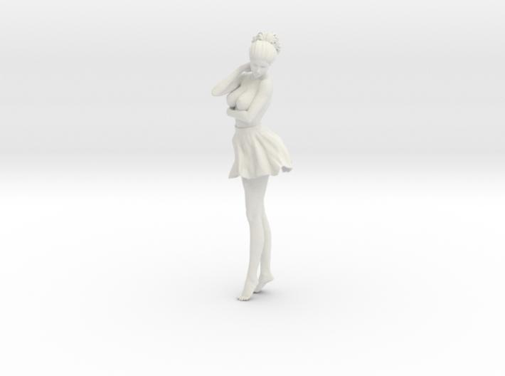 Miniskirt Girl 027-1/10 3d printed