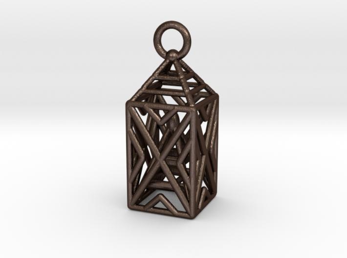 Obelisk Metal 3d printed