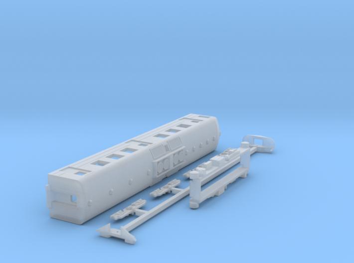 Redhen 300 Class Kit 3d printed