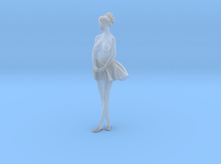 1/24 Miniskirt Girl 008 3d printed
