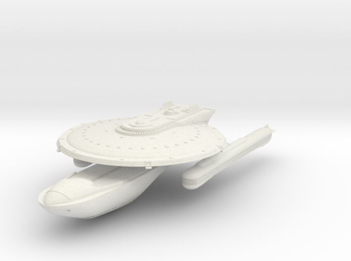 Curry Class  Cruiser 3d printed