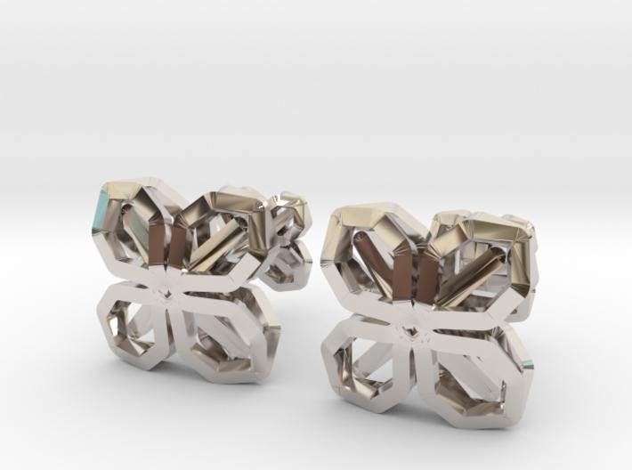 A-LINE CUFFLINX 3d printed