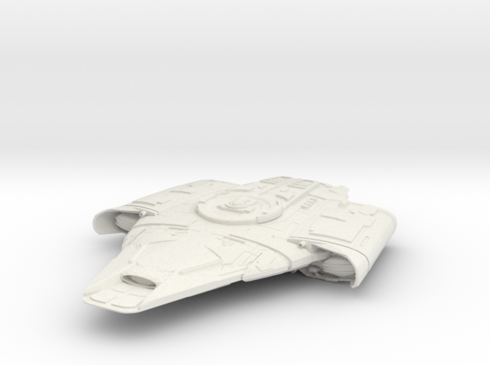 Wasp Class Scout Destroyer 3d printed