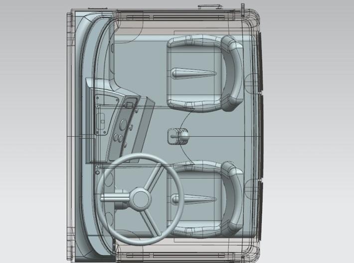 Mack-shell4 Shh 3d printed