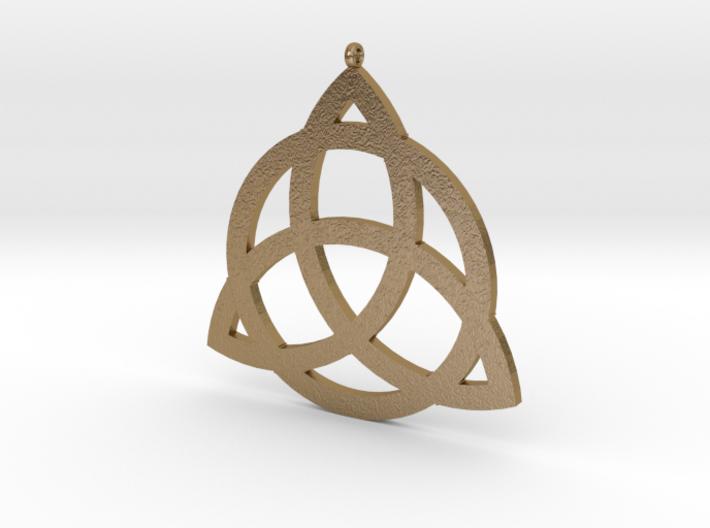 Triquetra 3d printed