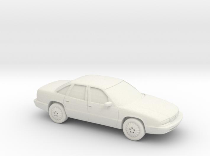 1/43 1990-96 Buick Regal 3d printed