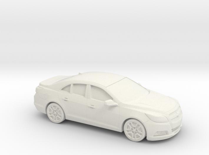 1/43 2013- Present Chevrolet Malibu 3d printed