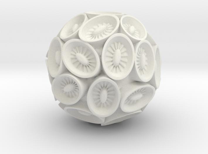 Syracroshpeara 3d printed