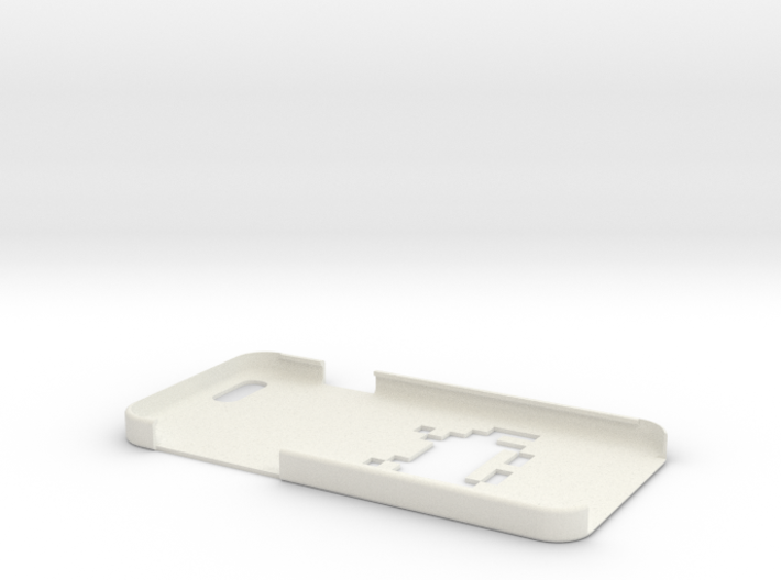Space Invader iPhone 6 Case 3d printed