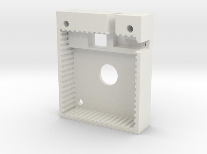 Iridium 9603 enclosure 3d printed