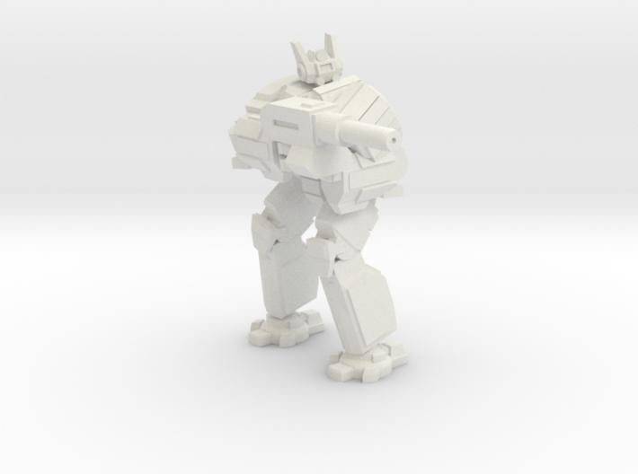 Hoplite pose 2 3d printed