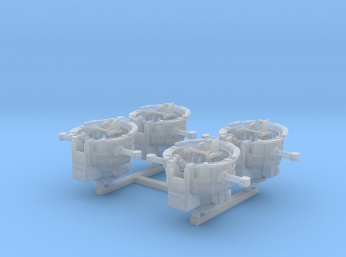 1/350 RN WW2 HACS MKIV Open (4) 3d printed 1/350 RN WW2 HACS MKIV Open (4)