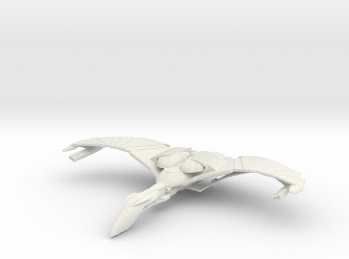 WarBird Raven Class HvyCruiser  Wings Up 3d printed