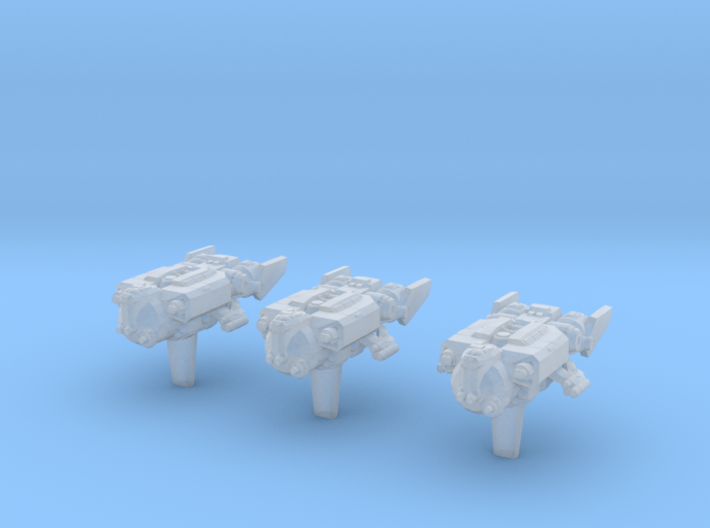 (Armada) 3x YV-929 3d printed