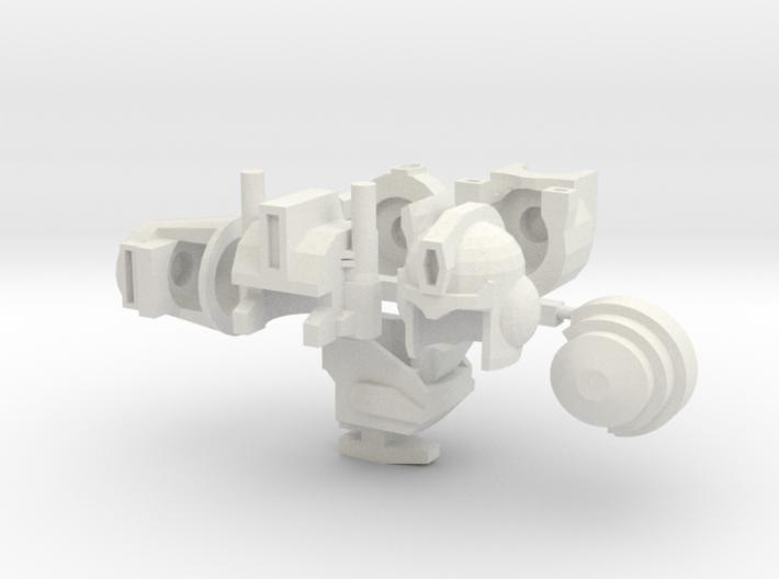 Robo Helmets: Cinematic Team (11mm diameter) 3d printed