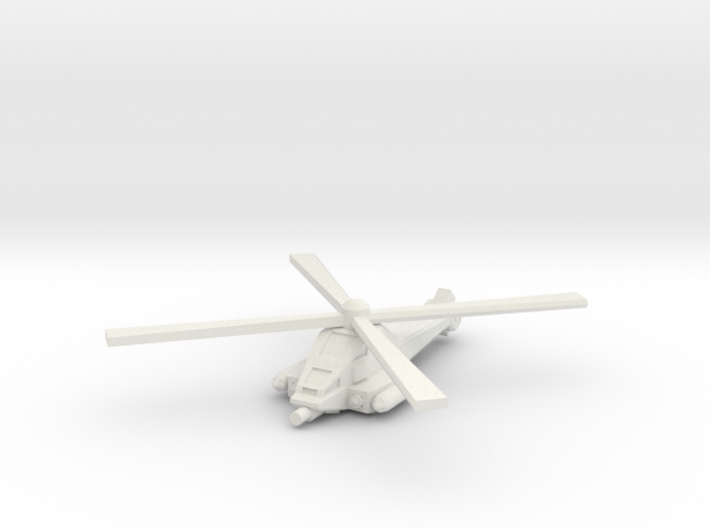 Mosquito (ALT rotor) 3d printed