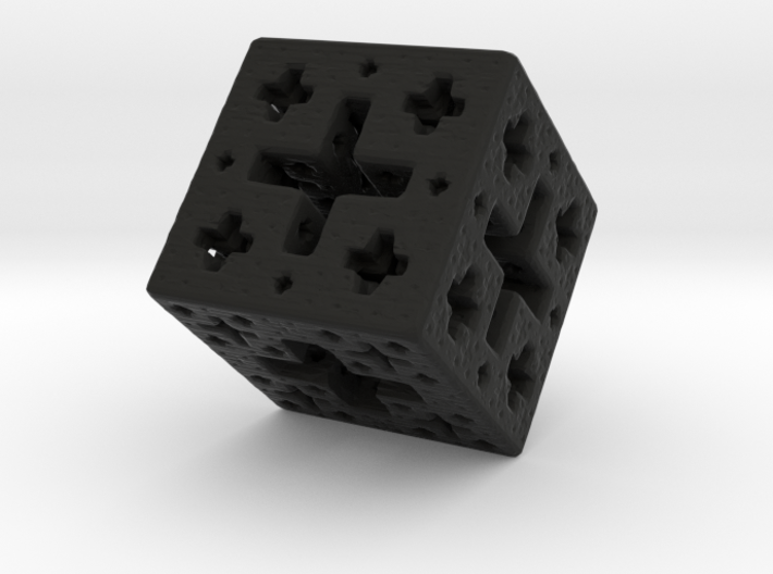 Jcube Fat 3d printed