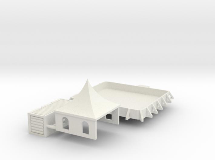 Eisbahn - 1:220 oder 1:160 3d printed