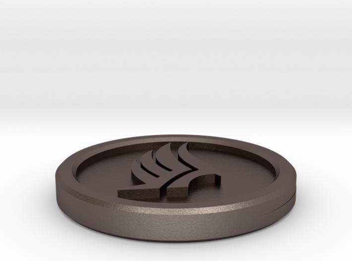 Paragade Coin 3d printed