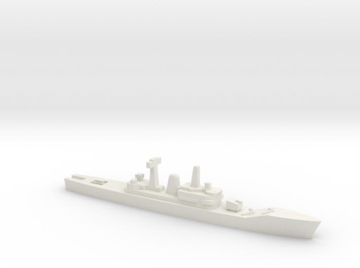 Leander-class frigate, 1/2400 3d printed