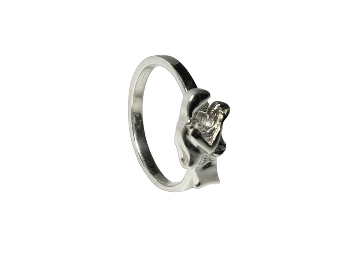 Mother-Infant Ring - Motherhood Collection 3d printed