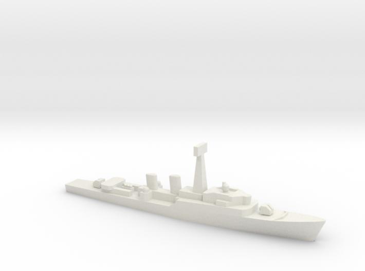 Tribal-class frigate, 1/2400 3d printed