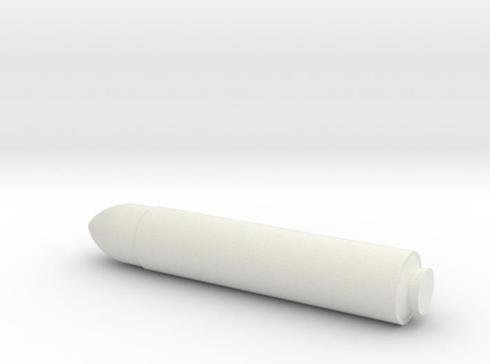 1/144 Scale UGM-73 Poseidon C3 SLBM 3d printed