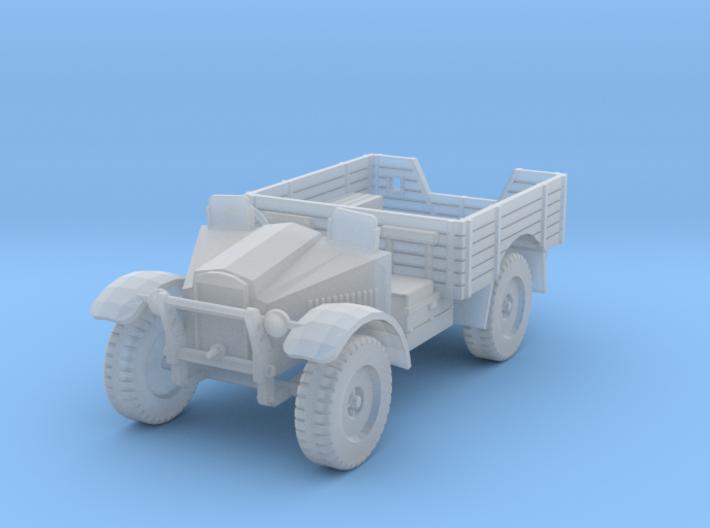 PV62D Morris CS8 15cwt Truck (1/144) 3d printed