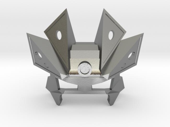 Vahi, Mask of Time (Upper-Half) 3d printed