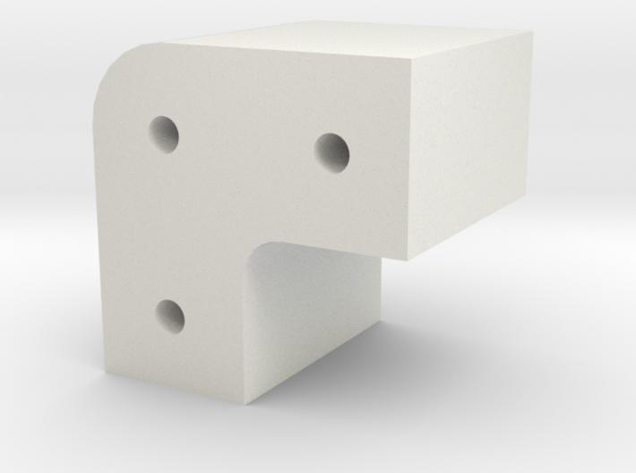 """Elev-8 Frame Corner Spacer 1 1/4 """" 3d printed"""