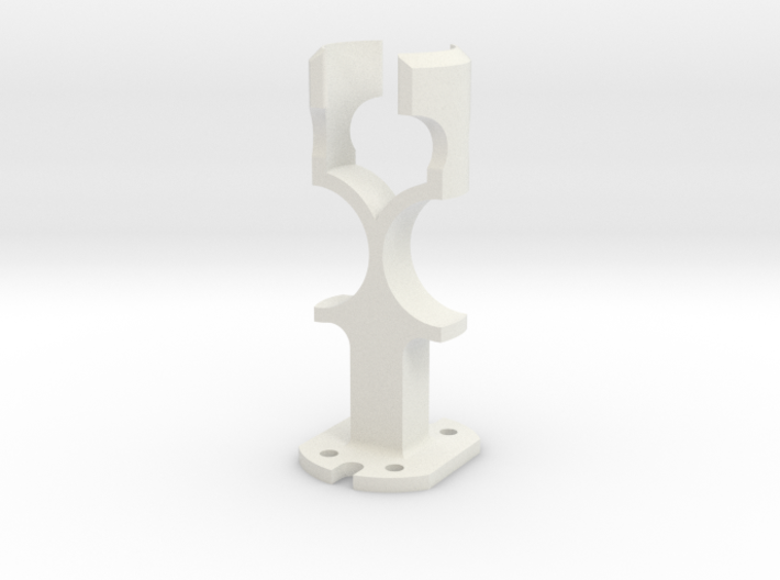 MS Alice Microphone TSB-165A Capsule Saddle 3d printed