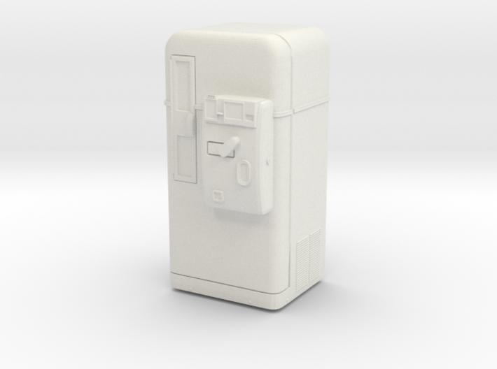 Vintage vending machine 01. 1:22 Scale 3d printed