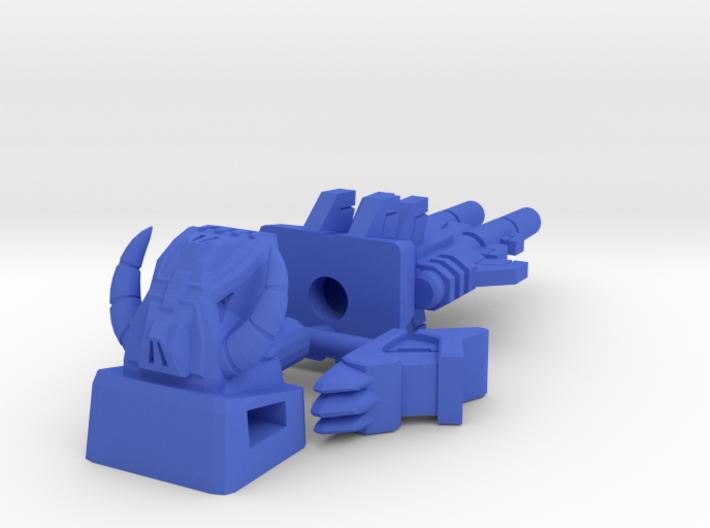 "Horri-Bull Minivehicle, ""A"" Parts 3d printed"