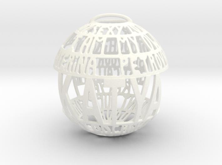 Katya Quotaball 3d printed