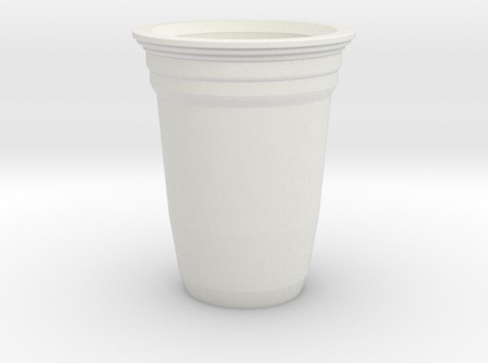 Mini Solo Cup 3d printed