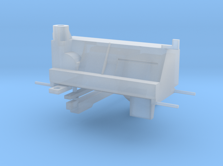 1/64 New Holland FP230 3d printed