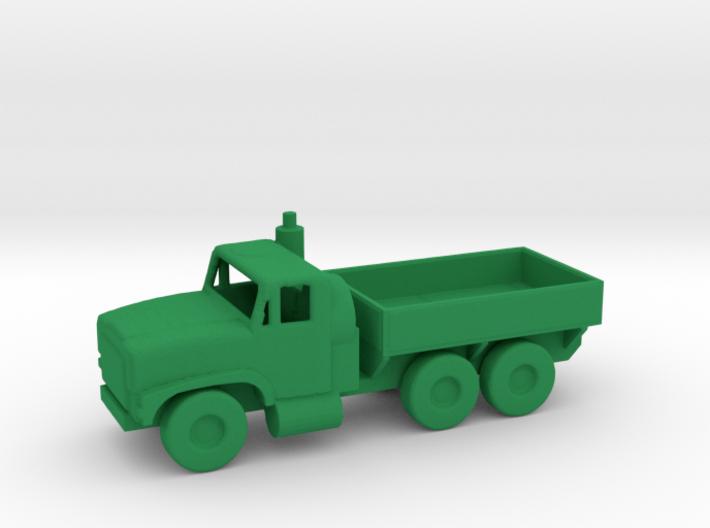 1/200 Scale Oshkosh Mk 23 Mk 25 MTVR Cargo Truck 3d printed
