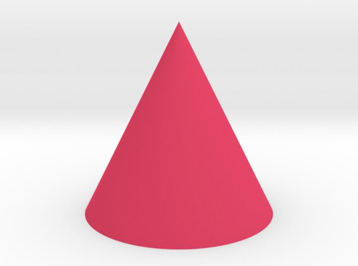 Cone Shape 3d printed