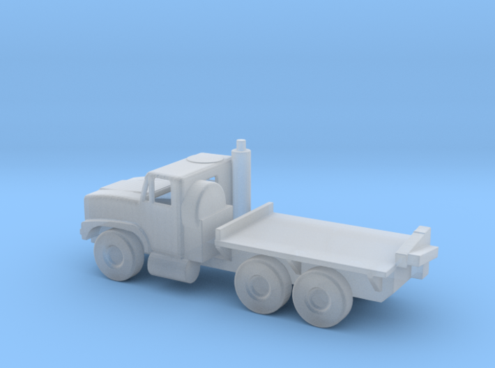 1/144 Scale Oshkosh Mk 37 HIMARS Resupply Vehicle 3d printed