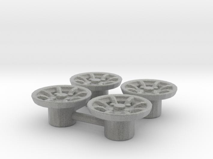 Tapacubos Minilite 14 3d printed