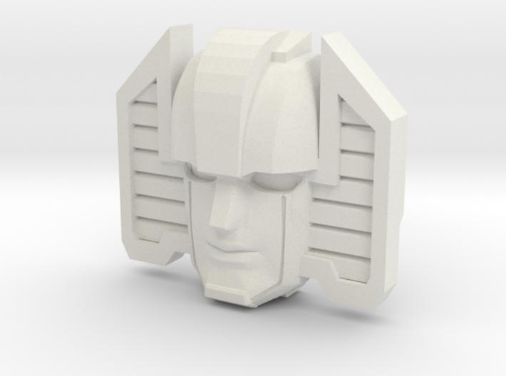 Sunstreaker G1/IDW Face (Titans Return) 3d printed
