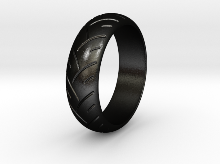 Victor F. - Ring 3d printed Victor F. - Ring - US 6