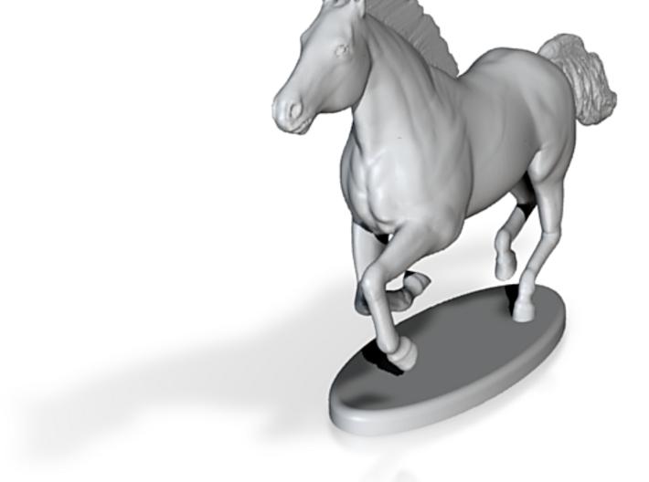 Mustang 3d printed