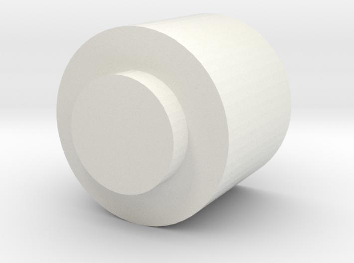 FlossAndPaste 3d printed