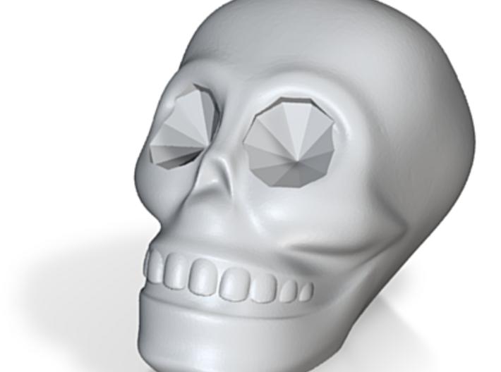 Skull_s OK 3d printed