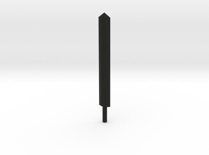 Genericon Broad Sword 3d printed