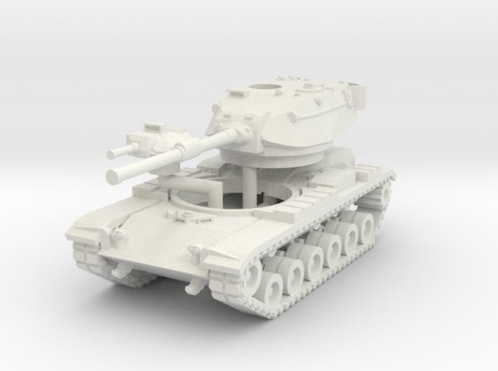 MG144-US02A M60A1 MBT 3d printed